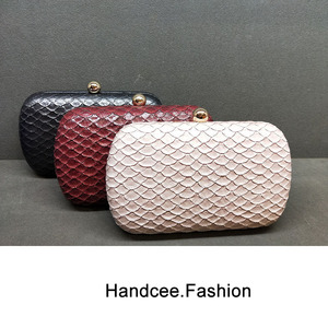 FISH SCALE PU BAG HC-P008