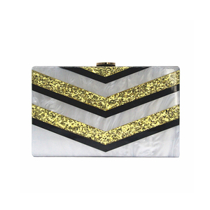 ZX-004 GOLD CONFETTI WITH BLACK SOLID COLOR WITH OCEAN