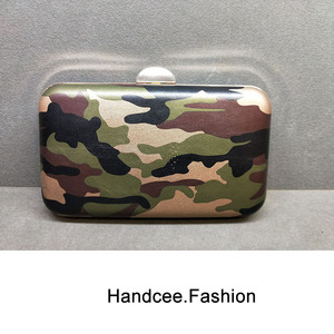 ARMY GREEN PU HANDBAG HC-P014