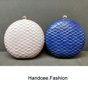 FISH SCALE PU BAG HC-P009