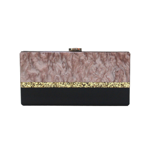ZX-022 LUXURY ACRYLIC CLUTCHES