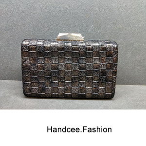 CHECKER PU BAG HC-P017